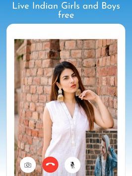 Bhojpuri Aunty Live Video Call, Bhabhi Live Chat screenshot 2
