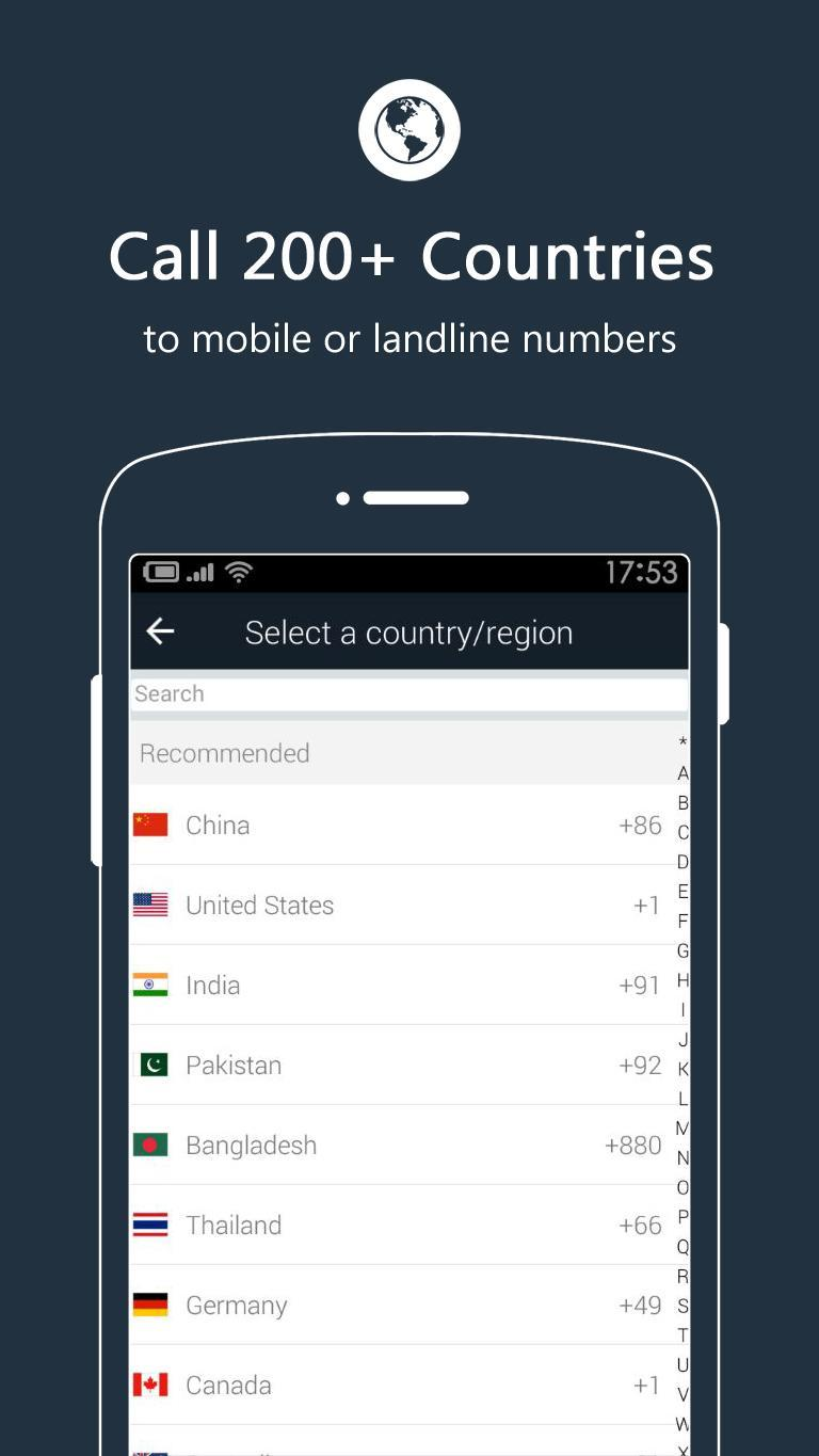 Phone Free Call - Global WiFi Calling App for Android - APK Download