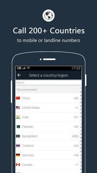 Free Call - Telefon: Kostenlos international Anruf Screenshot 2