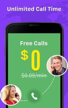 Call Free - Telefonnummern weltweit anrufen Screenshot 6
