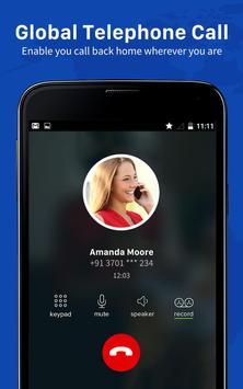 Call Free - Telefonnummern weltweit anrufen Screenshot 7