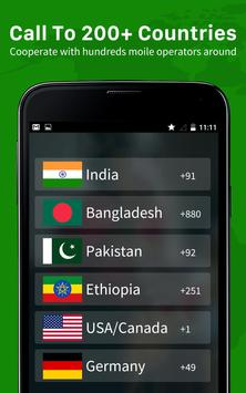 Call Free - Call to phone Numbers worldwide screenshot 8