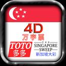 万字票,多多,新加坡大彩即時結果 APK