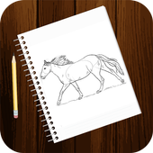 Free Drawing Tutorials - Animals (10th Edition) icon