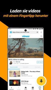 Video-Downloader, Kostenloser Video-Downloader Screenshot 1