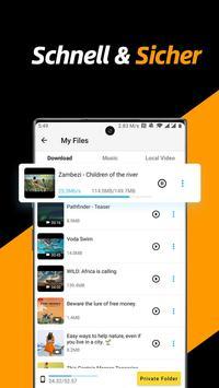 Video-Downloader, Kostenloser Video-Downloader Screenshot 2