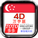 4D & Toto & SGP Sweep Free APK