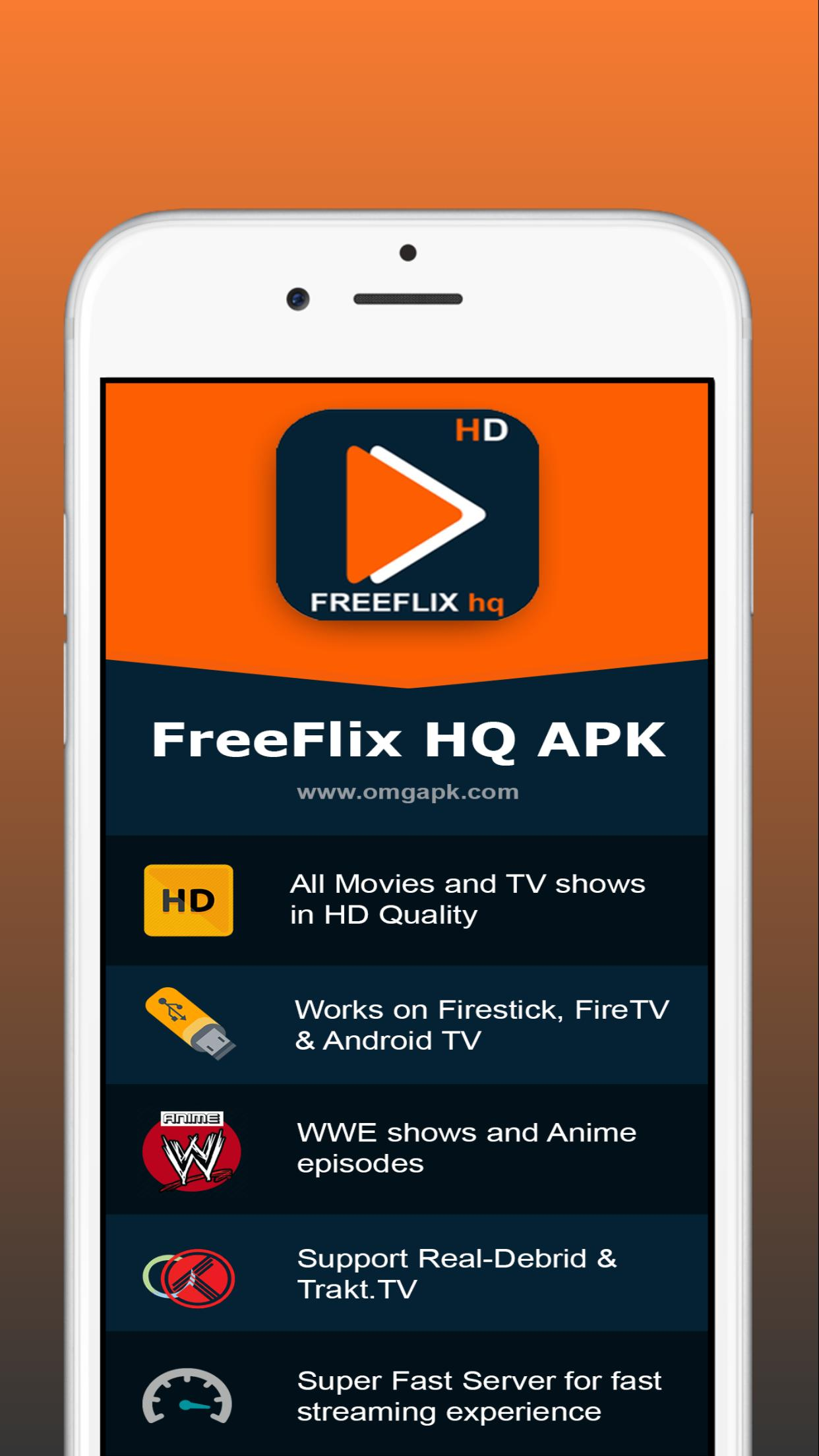 FreeFlix HQ for Android - APK Download