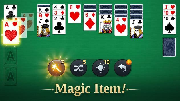 紙牌遊戲:經典紙牌遊戲 截圖 6