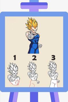 How To Draw Goku -Super Saiyan screenshot 1