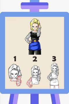 How To Draw Goku -Super Saiyan screenshot 2