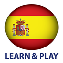 Learn and play. Spanish words - vocabulary & games APK