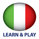 Learn and play. Italian words - vocabulary & games APK
