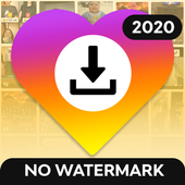 Video Downloader for Likee 2020 - No Watermark 图标