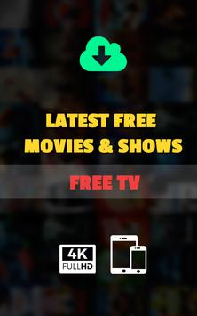 Free HD Movies & TV Shows - Watch Now poster