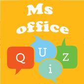 Free Ms - Office Test Quiz icon