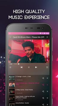 Free Music - Offline Music Player & Equalizer screenshot 3