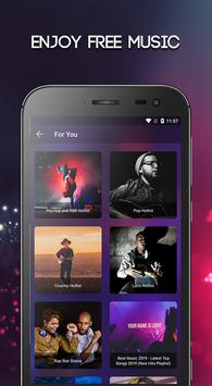 Free Music - Offline Music Player & Equalizer poster