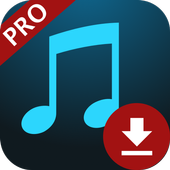 Mp3 Music Downloader Pro - Free Music download 圖標