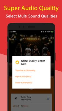 Mp3 Music Downloader Pro - Free Music download 截圖 3