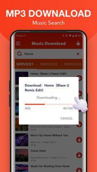 Free MP3 Sounds - Download MP3 Music screenshot 1