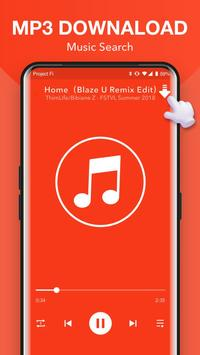 Free MP3 Sounds - Download MP3 Music screenshot 3