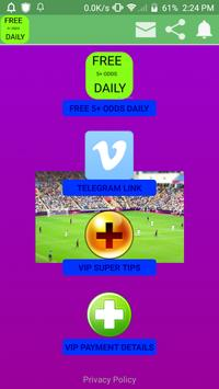SURE 5+ ODDS DAILY for Android - APK Download