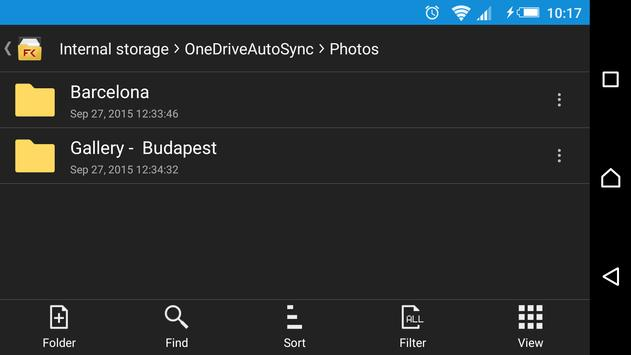 AutoSync for OneDrive & OneDrive for Business screenshot 9