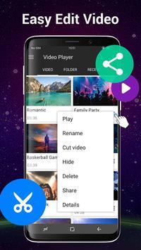 视频播放器所有格式为Android 截图 5