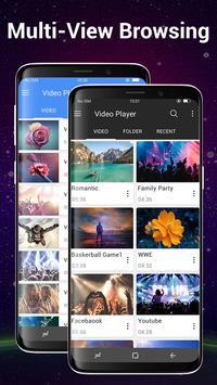 Video Player Todos los formatos para Android captura de pantalla 6