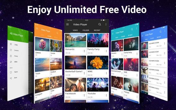 Pemutar Video Semua Format untuk Android screenshot 11