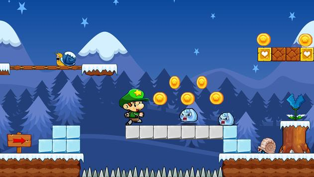 Super Bob's World: Jungle Adventure- Free Run Game screenshot 10