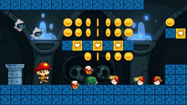 Super Bob's World: Jungle Adventure- Free Run Game screenshot 2