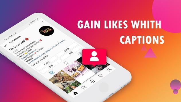 Get Followers for ig 2019 screenshot 1
