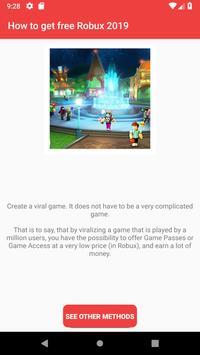 Sin Categoría Página 2 Robux Gratis Descarga Robux Gratis 2019 Como Ganar Robux Gratis Ahora Apk Para Android Ultima Version