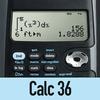 Scientific calculator 36, calc 36 plus 아이콘
