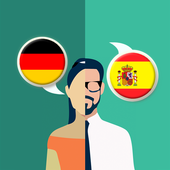 Icona German-Spanish Translator