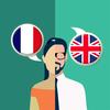 French-English Translator-icoon