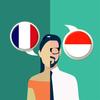 Icona French-Indonesian Translator