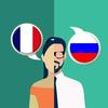 French-Russian Translator أيقونة