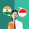 Hindi-Indonesian Translator icon