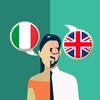 Icona Traduttore italiano inglese