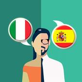 Italian-Spanish Translator Zeichen