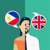 Filipino-English Translator icon