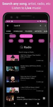 Download music, Free Music Player, MP3 Downloader screenshot 3