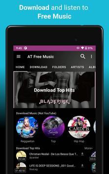 Download music, Free Music Player, MP3 Downloader screenshot 9
