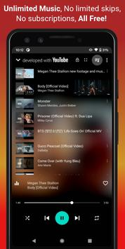 Download music, Free Music Player, MP3 Downloader screenshot 2