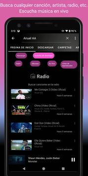 Descargar musica gratis; YouTube Musica Player;MP3 captura de pantalla 3