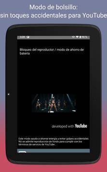 Descargar musica gratis; YouTube Musica Player;MP3 captura de pantalla 14