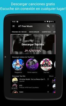 Descargar musica gratis; YouTube Musica Player;MP3 captura de pantalla 9